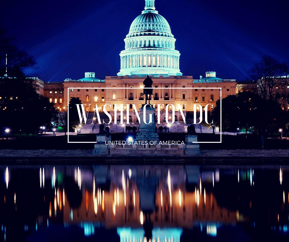 Washington DC Capitol Building Thumbnail