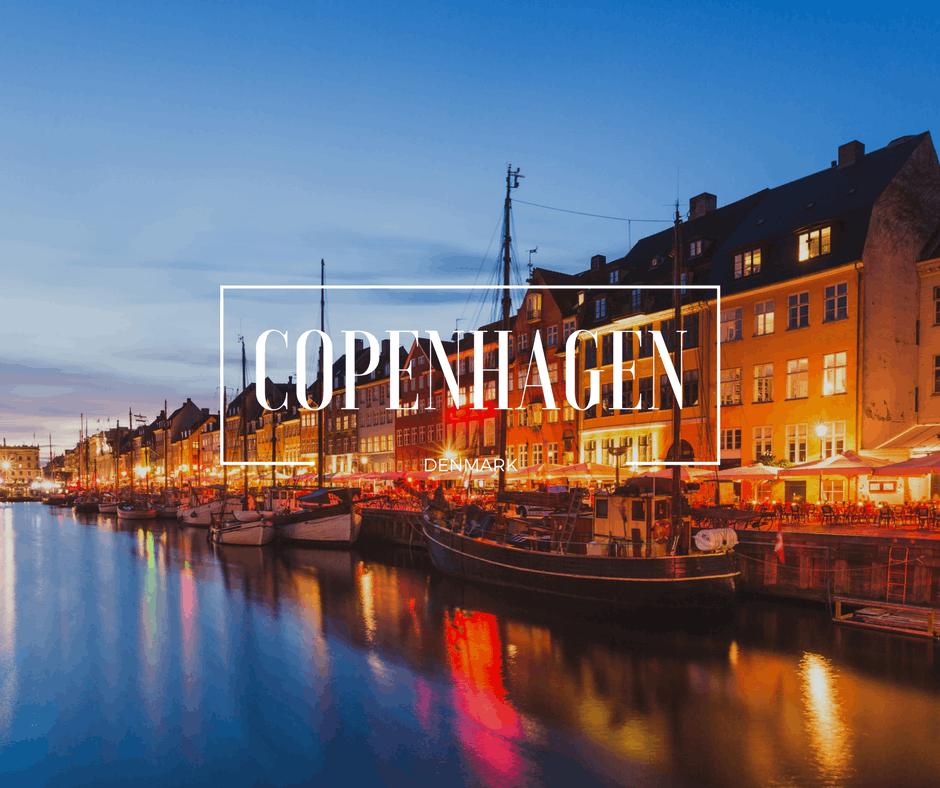Copenhagen Nyhavn Thumbnail