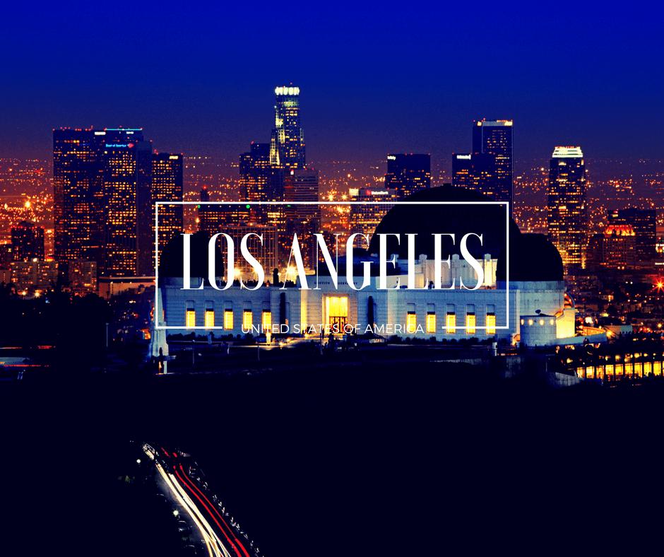 Los Angeles Desintation Image