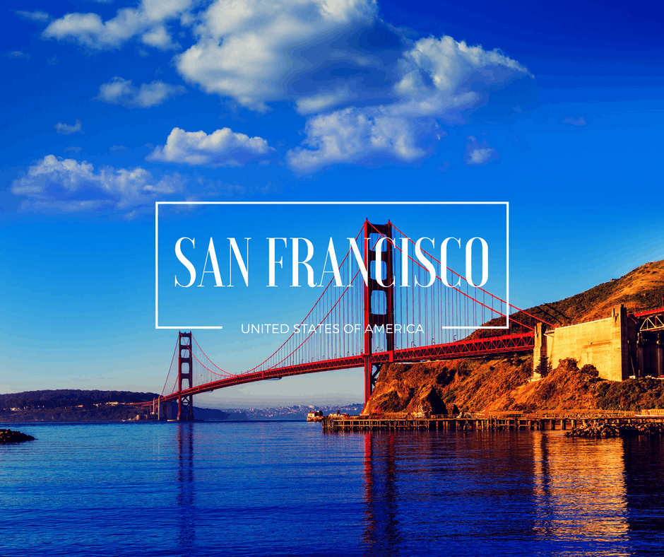 San Francisco California Tumbnail