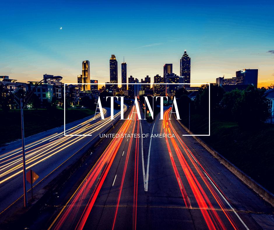 Atlanta Travel Destination Thumbnail