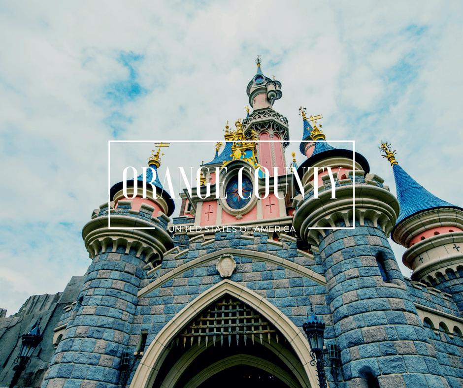 Travel Disneyland Orange County Guide