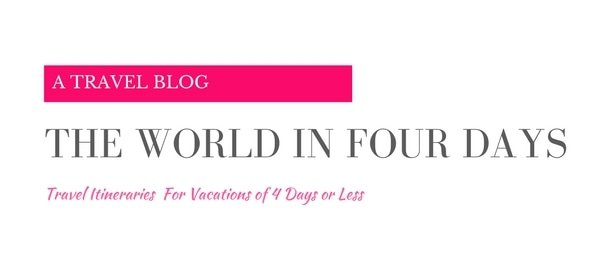THE WORLD IN FOUR DAYS
