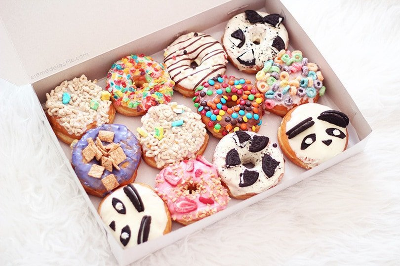 Los Angeles, California – California Donuts