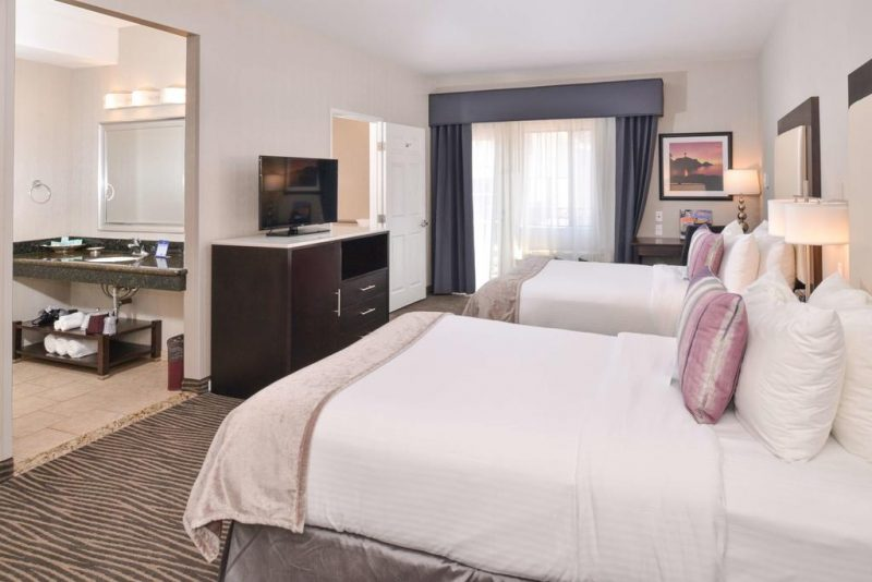Best Western Plus Hotel at the Convention Center | World In Four Days: A Travel & Lifestyle Blog - Visit Long Beach
