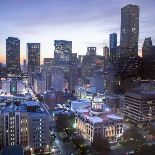 Houston, TX - City Shot
