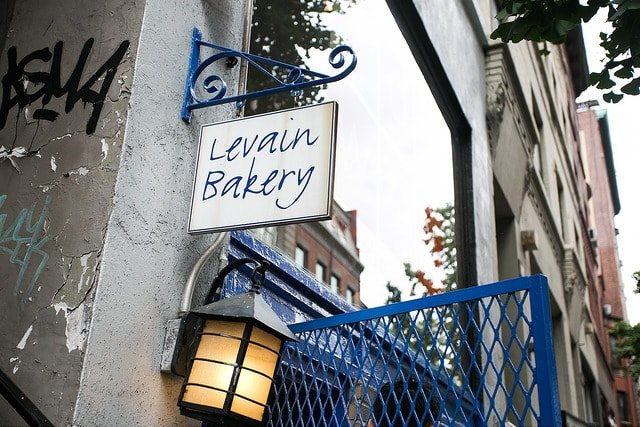 Levain Bakery New York City