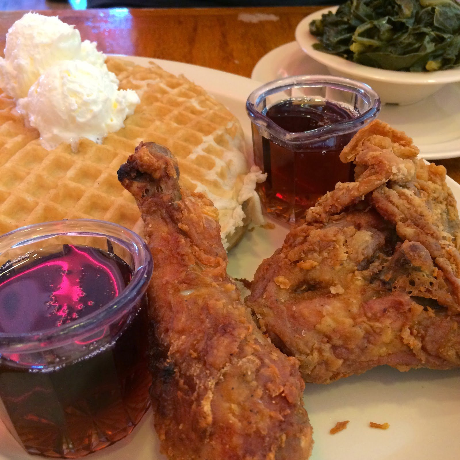 Long Beach Visitors Guide Roscoe's House of Chicken and Waffles | World In Four Day: A Travel & Lifestyle Blog