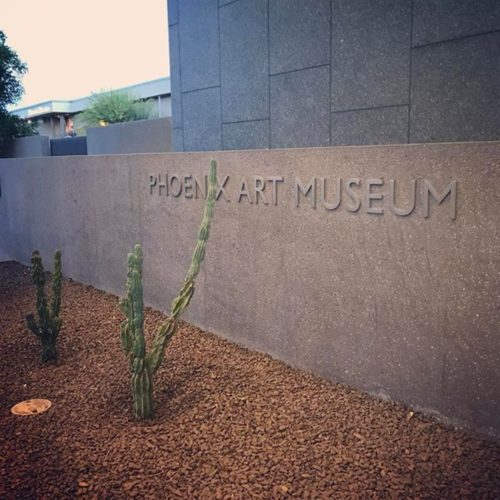 Five Reasons To Visit The Phoenix Art Museum