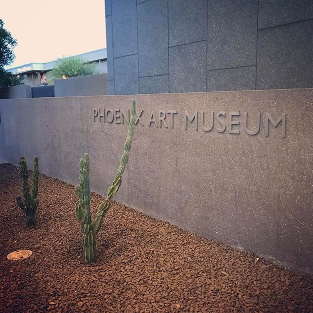 Five Reasons Why You Should Visit The Phoenix Art Museum