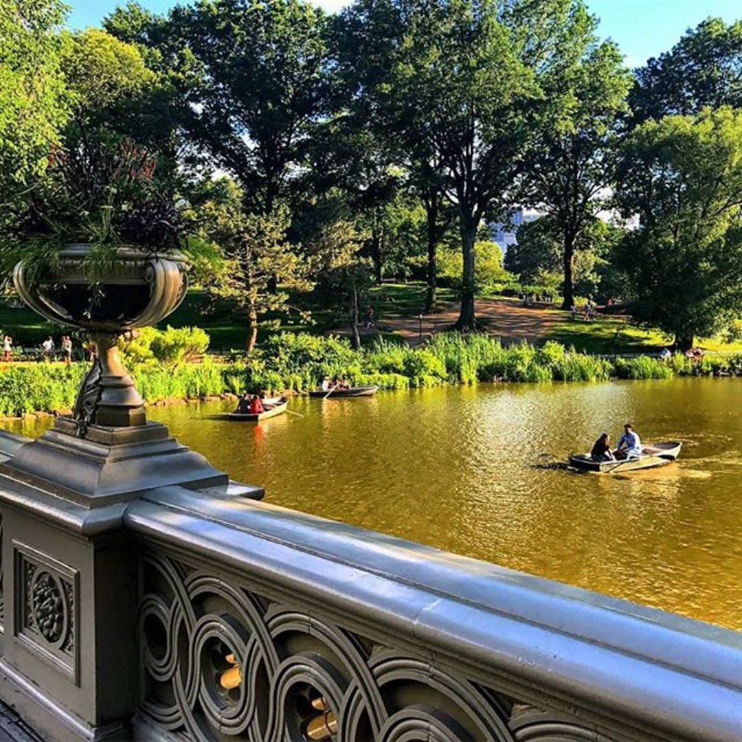 World In Four Days | 10 Of The Best Touristy Things To Do In New York Central Park