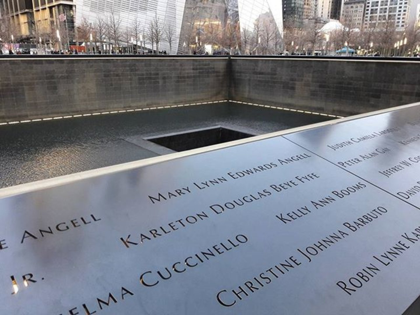 World In Four Days | 10 Of The Best Touristy Things To Do In New York 911 Memorial