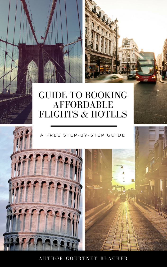 Guide To Booking Affordable Travel Ebook