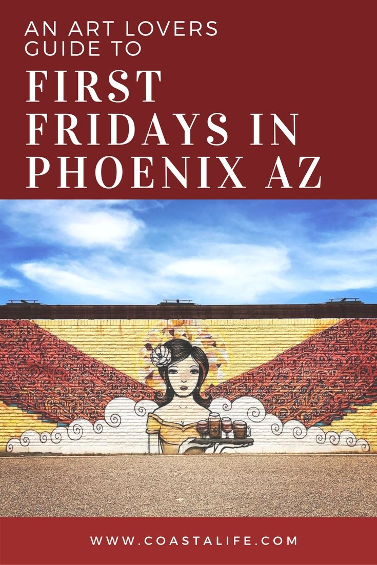 First Fridays in Phoenix