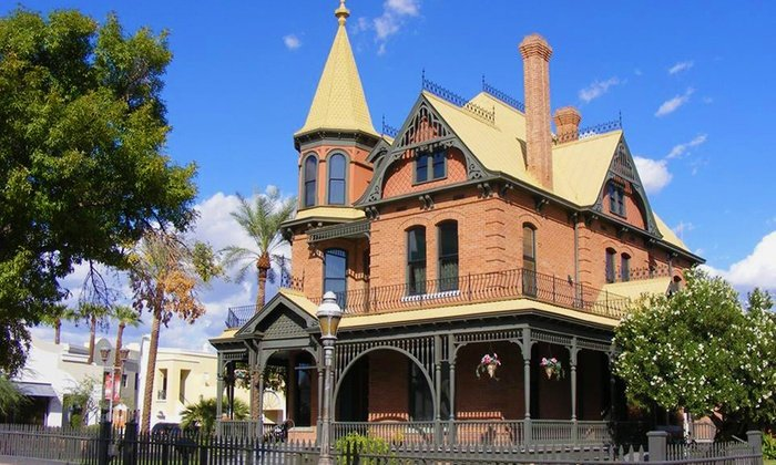 Travel Back In Time with the Rosson House in Phoenix Arizona