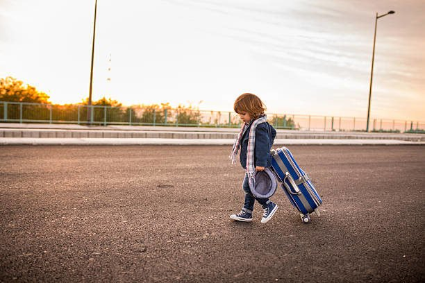 Tips For Dealing With Kids Who Are Afraid To Fly