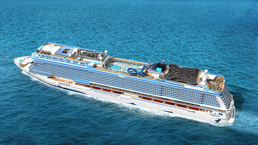 Here's Why I'm Excited About The Launch of Norwegian Bliss