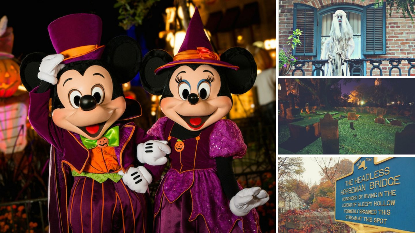 5 Spooky Halloween Destinations That'll Give You Goosebumps