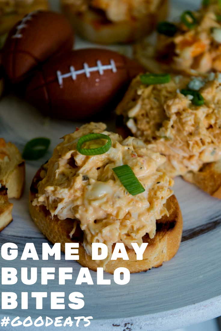 Game day Buffalo Bites