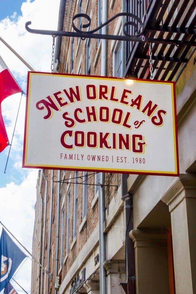 Southern Cooking 101: New Orleans School of Cooking