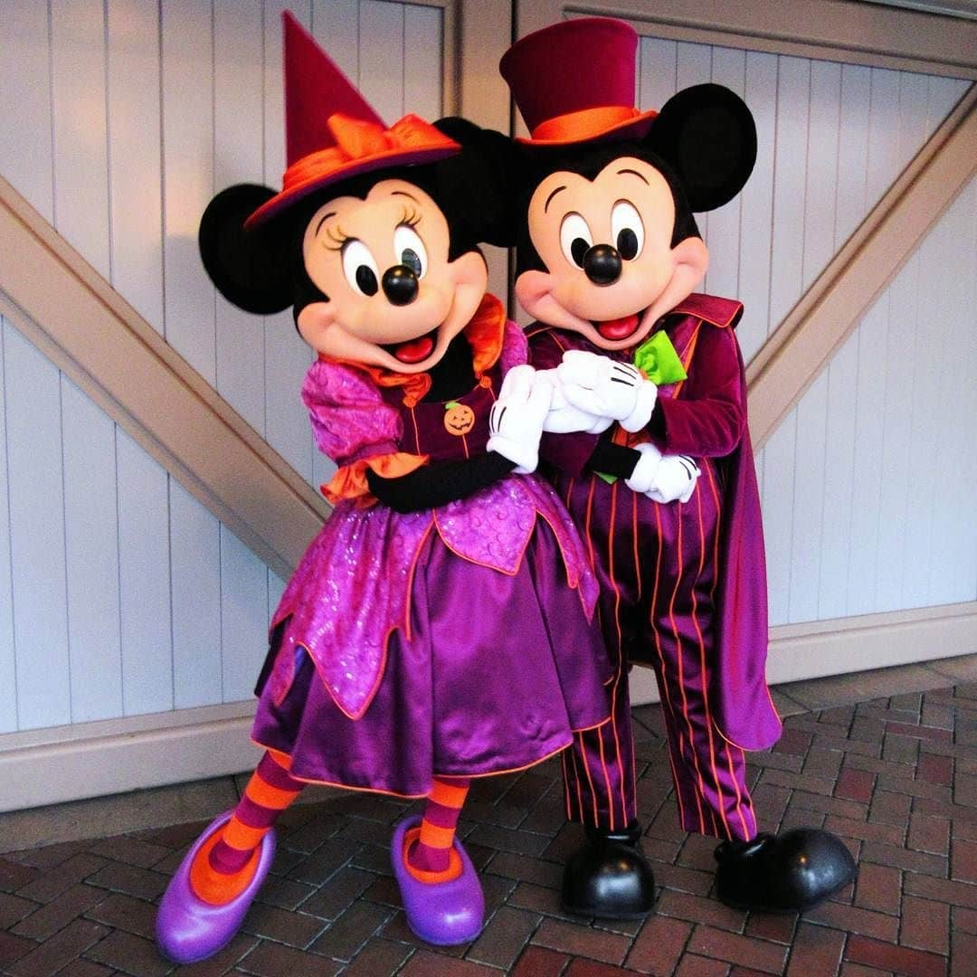 Our Not-So-Spooky Halloween Tradition: Mickey's Not-So-Scary Halloween Party