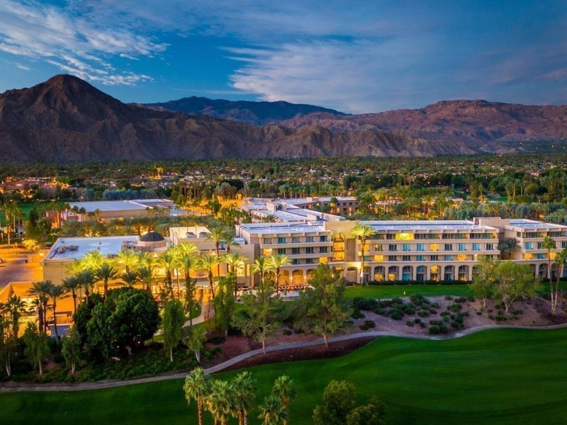 24 Hour Staycation at the Hyatt Regency Indian Wells Resort & Spa