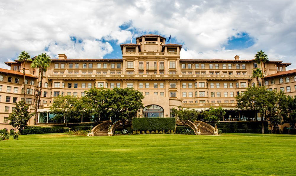 A Pasadena Staycation at the Beautiful Langham Hotel