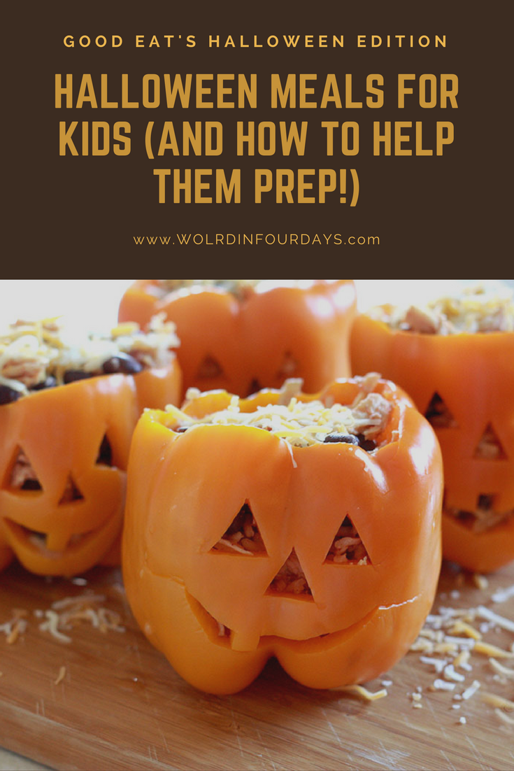 Halloween Meals for Kids