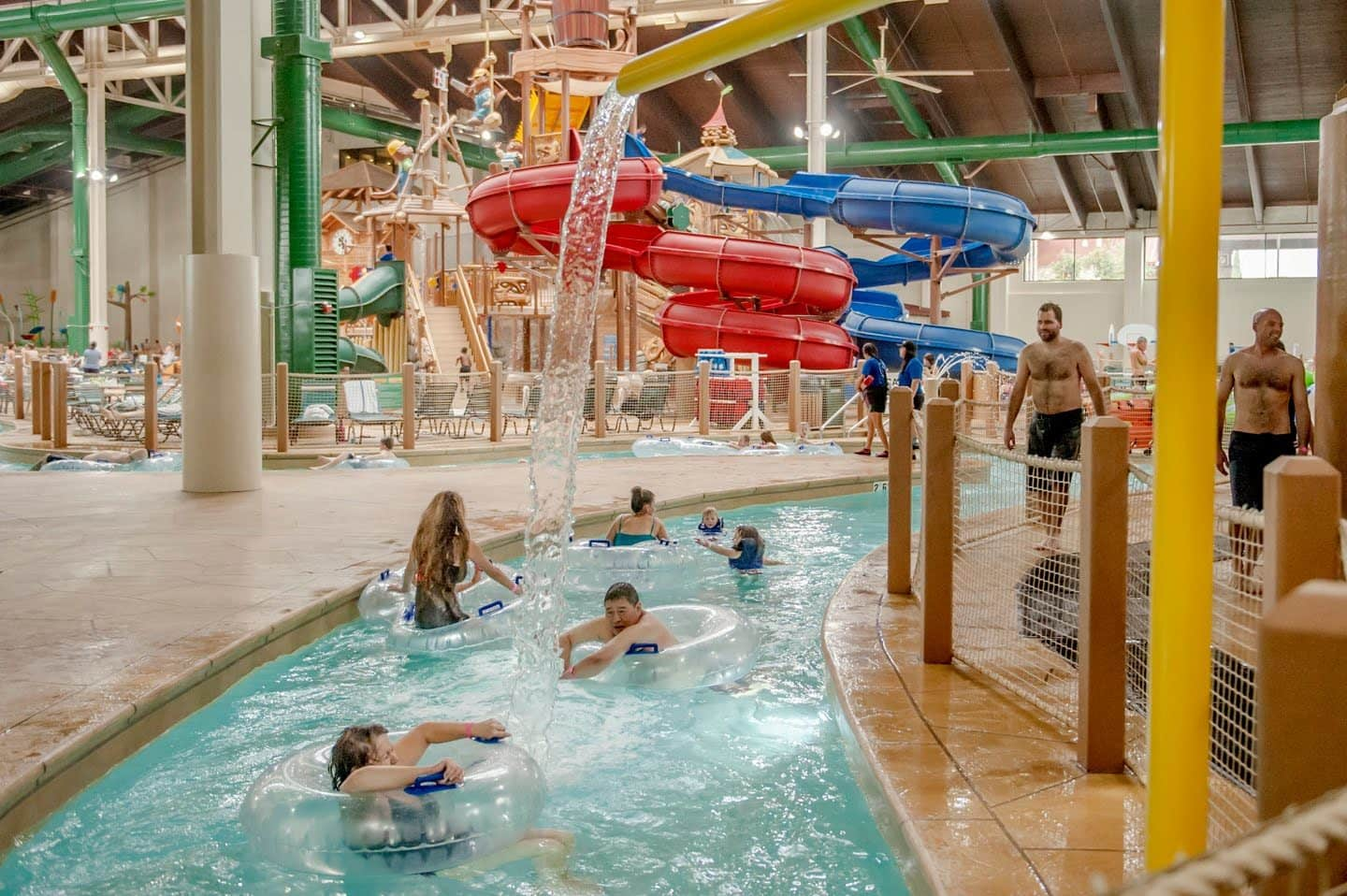 Orange County Indoor Water Park