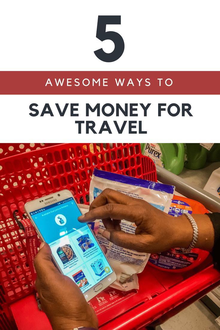 App For Saving Money For a Trip