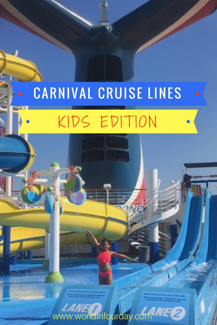 Carnival Cruise For Kids: Five Things They Will Love