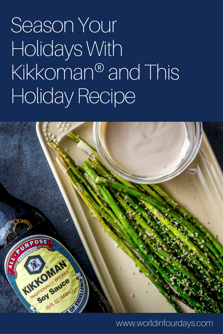 Holidays With Kikkoman