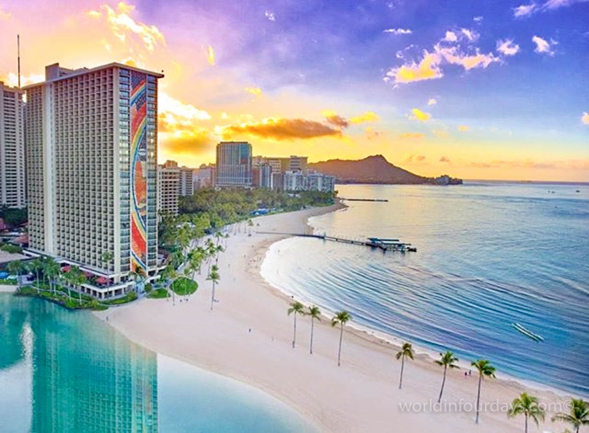 The Ali I Tower Is The Hilton Hawaiian Village Best Tower