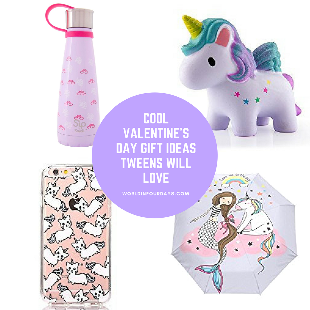 Cool Unicorn Valentine Gift Ideas for Tweens They Will Love