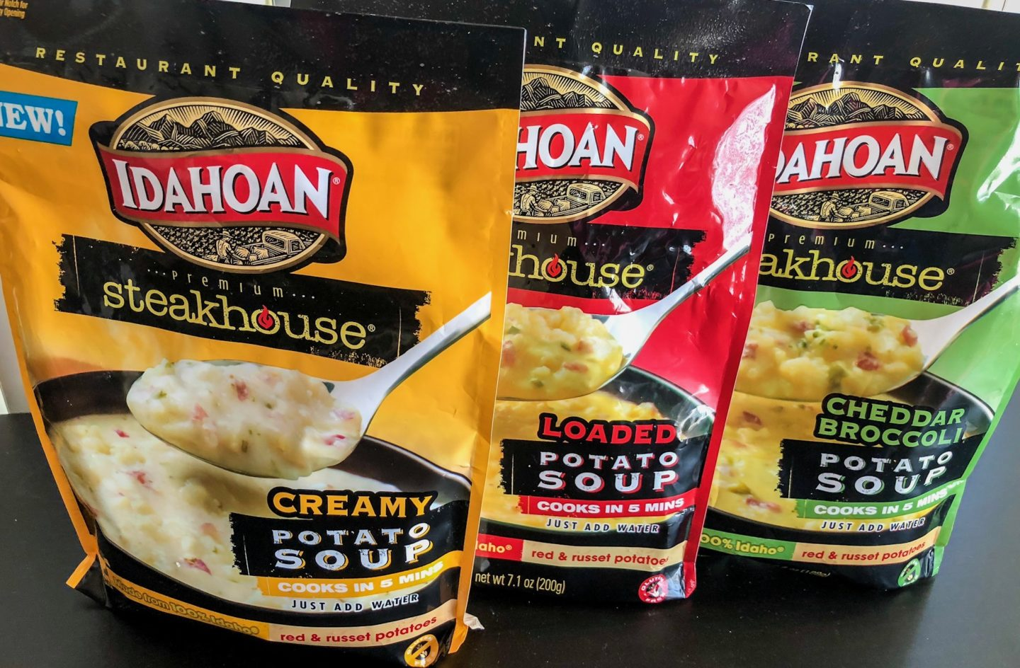 Celebrating National Soup Month With Idahoan® Steakhouse® Soups