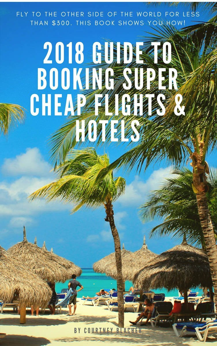Free E-Book. Guide To Booking Affordable Flights and Hotels