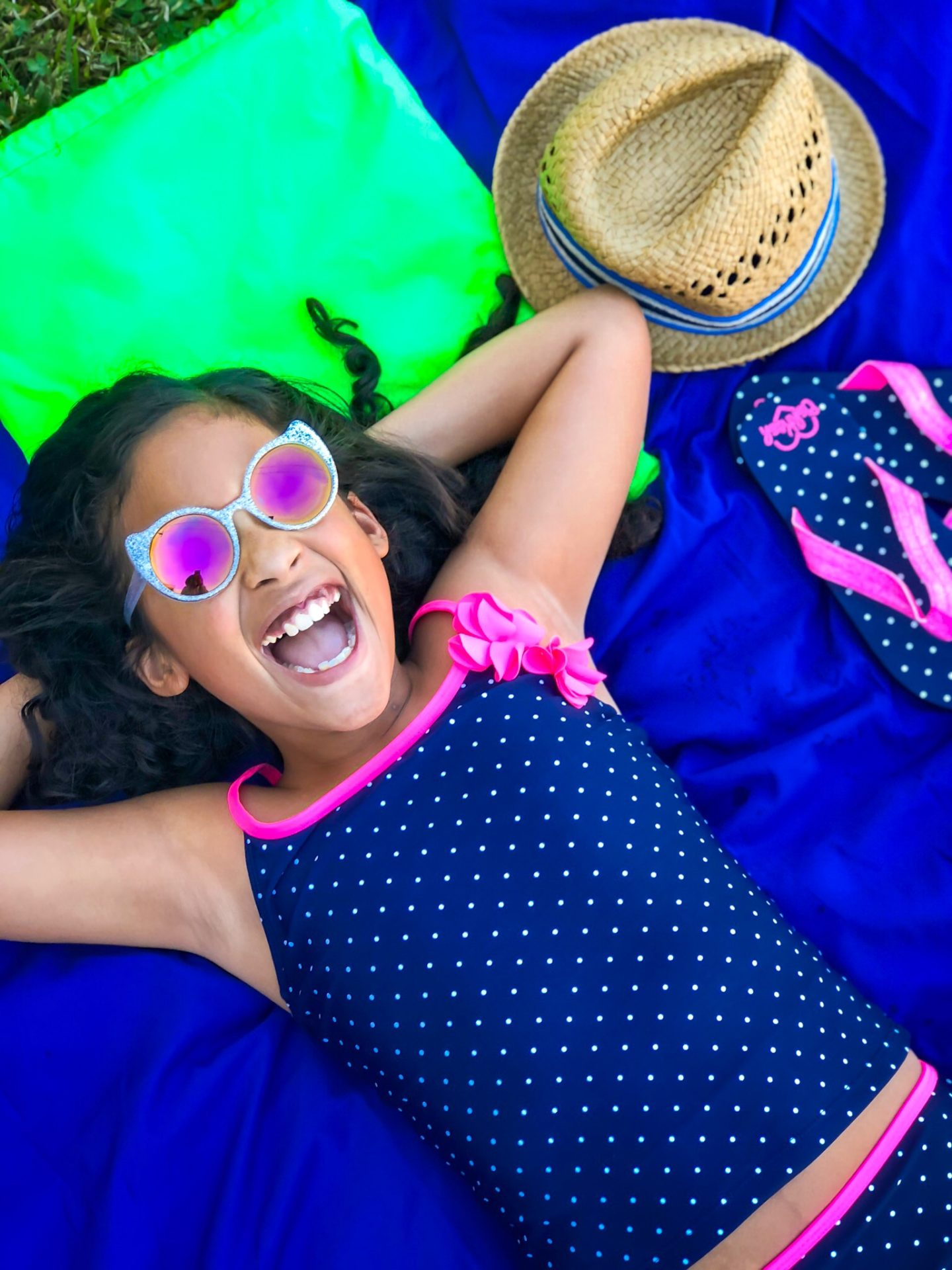 Super Cute Swimsuits For Little Girls