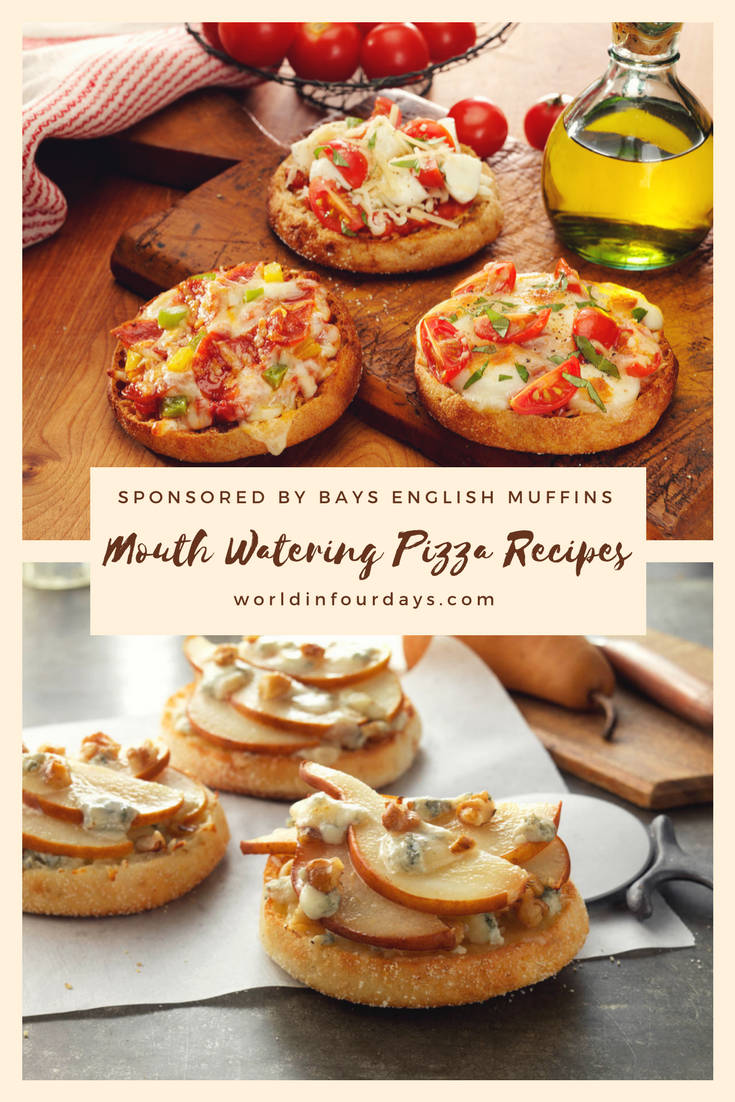 Mouth Watering Pizza Recepies1