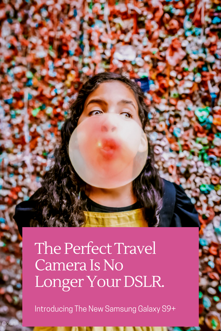 It's almost summer and many of us are planning our next getaway. What do you plan to capture your memories with? Read why I ditched my heavy DSLR for a smartphone. Introducing the new Samsung Galaxy S9+ smartphone. The Perfect Travel Camera is no longer your DSLR.