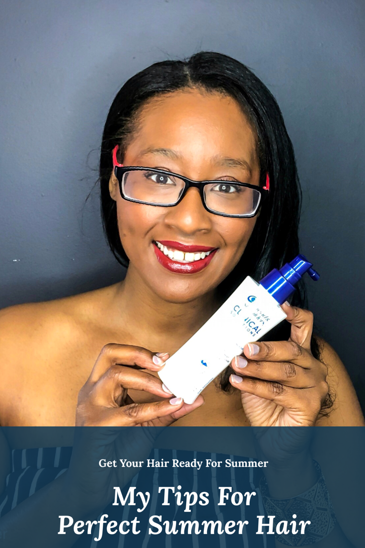 Summer is my favorite time of year. Longer days, perfect beach weather, but all that sand and sun can do major damage to my hair. That's why I'm teaming up with Head & Shoulders to share my summer hair care routine. Don't start your summer without these tips.