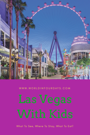 If you thought New York was the city that never slept, then you've probably never been to Vegas! But, did you know there is more to Las Vegas than drinking and slot machines? Las Vegas can actually be a lot of fun for kids and here we're showing you just how fun with our list of Fun Things to do With Kids in Las Vegas.