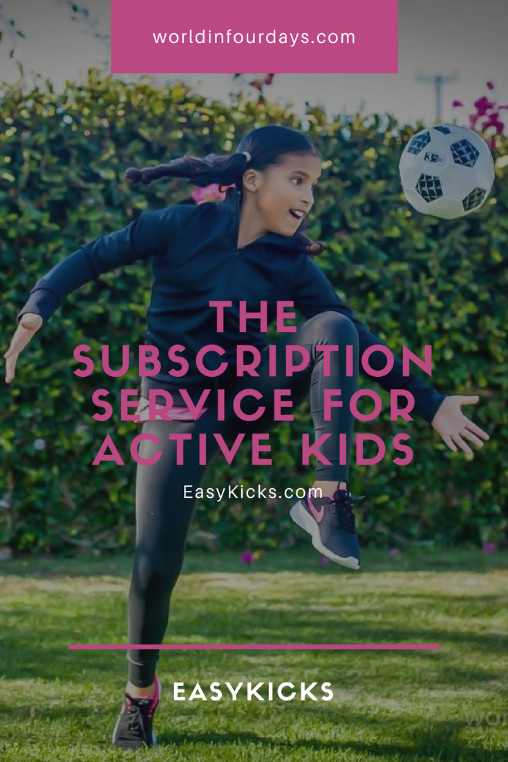 Let's face it, most kids are hard on shoes and when you're replacing them as quickly as they destroy them, that can mean spending hundreds on shoes each year. Well, I have a solution! EasyKicks - a shoe subscription box service for active kids. Read all about their $20 membership and name brand kicks!