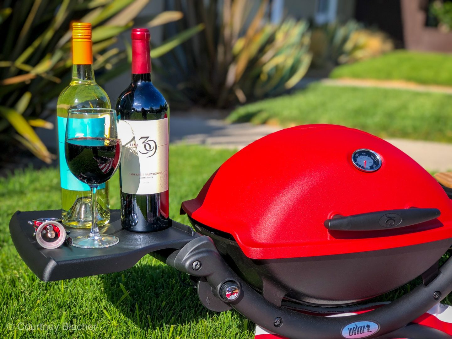Must Have Summer Essentials Featuring Line 39 + Weber Grills