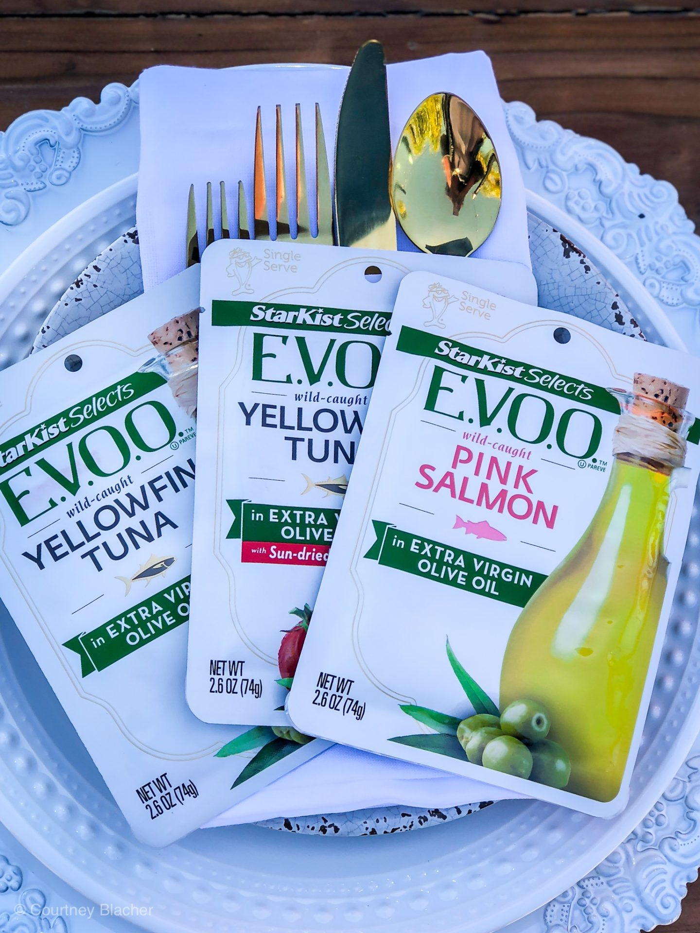 StarKist Tuna Meal Ideas Featuring StarKist Selects E.V.O.O.