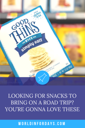 Are you hitting the road for an epic road trip and looking for the perfect healthy road trip snack? Check out why we think this snack is one for the best snacks to bring on a road trip.