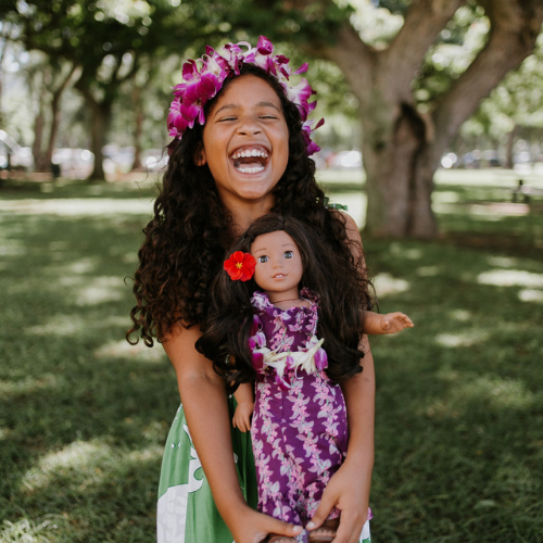 category banner | American Girl Hawaii | Reese Alvarado | World in Four Days