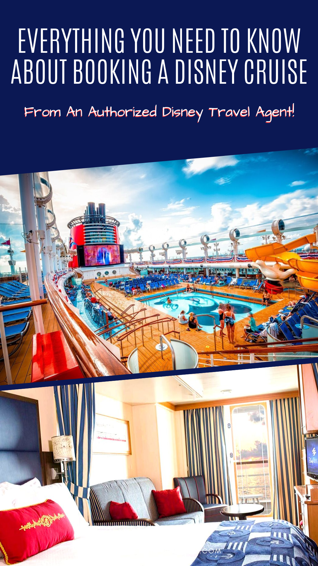 How much is a Disney Cruise? We'll find out along with what this cruise line has to offer in this Ultimate Guide to Disney Cruises.