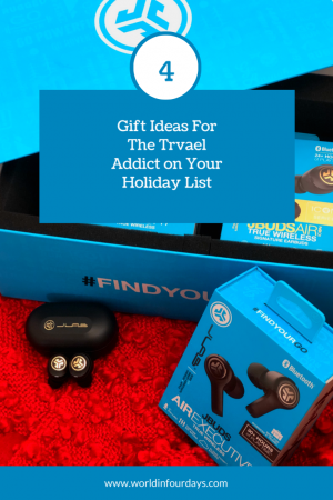Perfect Gift Ideas For The Travel Addict on your shopping list