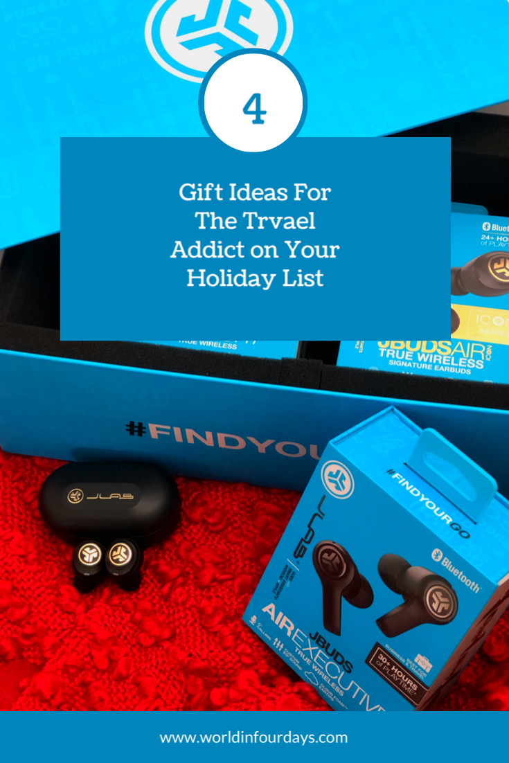 Perfect Gift Ideas For The Travel Addict